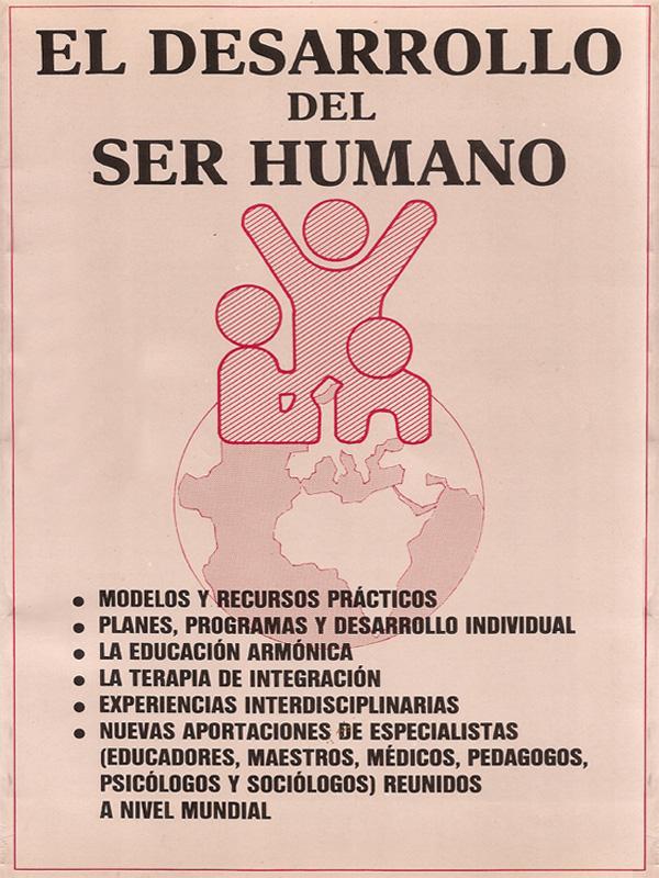 El Desarrollo del Ser Humano